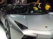 Lamborghini presenta Frankfurt Reventón Roadster.