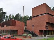 Finlandia través paisaje arquitectónico
