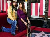 Penélope Cruz descubre estrella Paseo Fama Hollywood