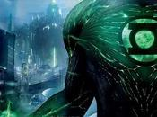 GREEN LANTERN MOVIE: minutos film presentados WonderCon