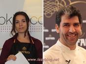 Paco Roncero Mireia Anglada, cocinando Boffard