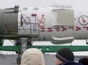 nave Gagarin vuela rumbo