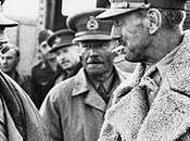 Afrika Korps captura plana mayor británica Norte África 07/04/1941.