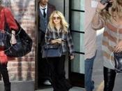 mostramos manera distinguir gemelas Olsen: bolso Kelly Hermès!