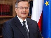 presidente Polonia viajará Katyn través Moscú abril