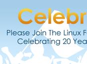 Celebrando años Linux 20th Anniversary