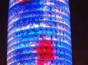Proyecto interiorismo torre Agbar Barcelona