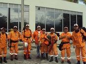 Voluntarios Sevilla apoyan emergencia Atlántico