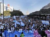 medio millón Buenos Aires manifiesta contra aborto