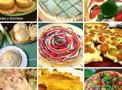 Pizzas, cocas, pasteles salados quiches verano 2018