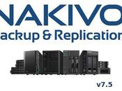 Disponible Nakivo Backup Replication v7.5