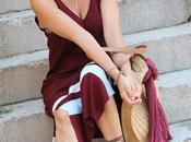 Como combinar vestido largo recto
