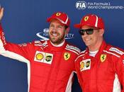 """Raikkonen matiza buena relación entre Vettel: política otras tonterías"""""""