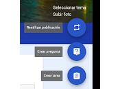 Asigna tareas Google Classroom