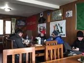 Alojamiento durante trekking campo base Everest