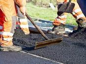 Iniciado plan obras asfaltado distintas calles núcleo urbano