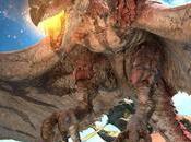 Comienza colaboración entre Final Fantasy Online Monster Hunter: World