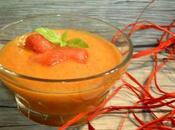 Gazpacho sandia tomate