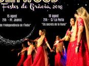 Bollywood fiestas Gracia (Barcelona)
