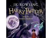 Harry Potter deathly hallows (Harry J.K. Rowling