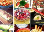 Hortalizas, recetas asiáticas más!!! verano 2018