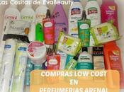 Compras cost Arenal Perfumerías