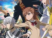 Vídeo promocional para anime Toaru Majutsu Index
