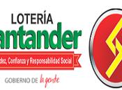 Lotería Santander viernes agosto 2018 Sorteo 4672