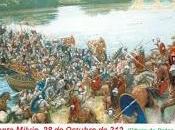 batallas importantes, Puente Milvio (312)