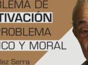 Diego Gonzalez Serra: motivación problema filosófico moral