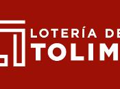 Lotería Tolima lunes agosto 2018