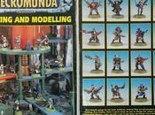 Mini-Guia pintura modelismo Necromunda inglés (90s)
