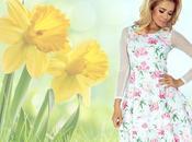 Moda mujer: llena vida flores