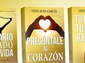 Entrevista Lidia Alba García (169), autora trilogía diario dorado vida'»