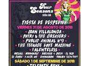 Fiesta Despedida Four Seasons