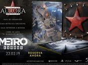 Metro Exodus presenta ediciones, destaca edición Aurora