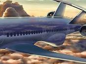 Grandes perspectivas para aviación virtud ingenioso diseño alas aviones (proyecto PARSIFAL)