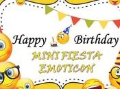 😁😂😃😍👧🎂 mini fiesta emoticon 👧🎂😁😂😃😍