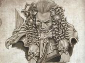 Figura Baertrum Arturos (Necromunda)