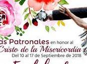 Portada oficial Fiestas Patronales 2018 Memorias Fuenlabrada