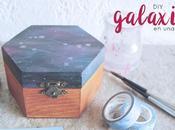 DIY: Galaxia caja