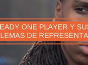 Ready Player libro representación minorías: negros