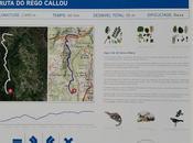 Ruta Rego Callou senderismo Bergondo Coruña)