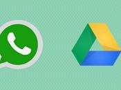 Ahora puedes hacer copia seguridad WhatsApp Google Drive gratis