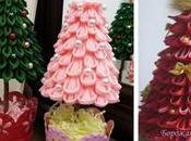 Manualidades navideñas aprende cómo hacer arbolito listón