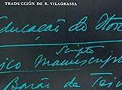 Fernando Pessoa educación estoico (comentario)