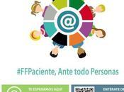 Encuentro Pacientes blogueros organizado Asociación FFpaciente: diálogo, encuentro, experiencia personas