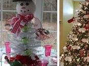 Ideas fáciles para hacer adornos navideños muñecos nieve