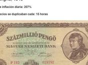 Cinco grandes hiperinflaciones (bbc mundo)