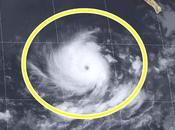 """poderoso huracán """"Norman"""" categoría mueve soledad Pacífico"""